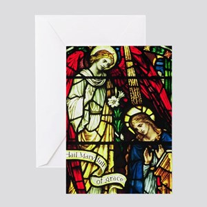 Annunciation Christmas Card