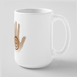 Reiki for Better Living Large Mug