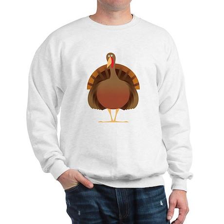 Cute Turkey Sweatshirt