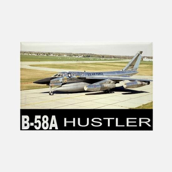 B-58 HUSTLER Rectangle Magnet