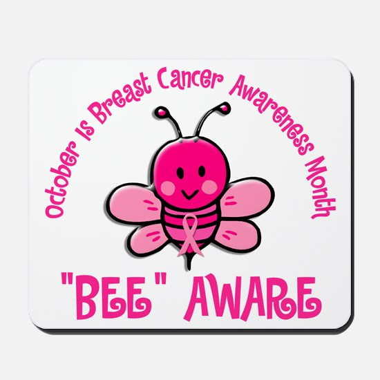 Breast Cancer Awareness Month 4.2 Mousepad