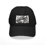 Dragon Black Cap