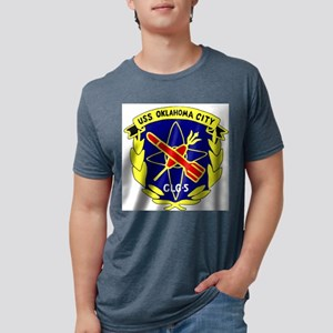 USS Oklahoma City (CLG 5) T-Shirt
