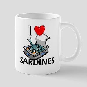 I Love Sardines Mug