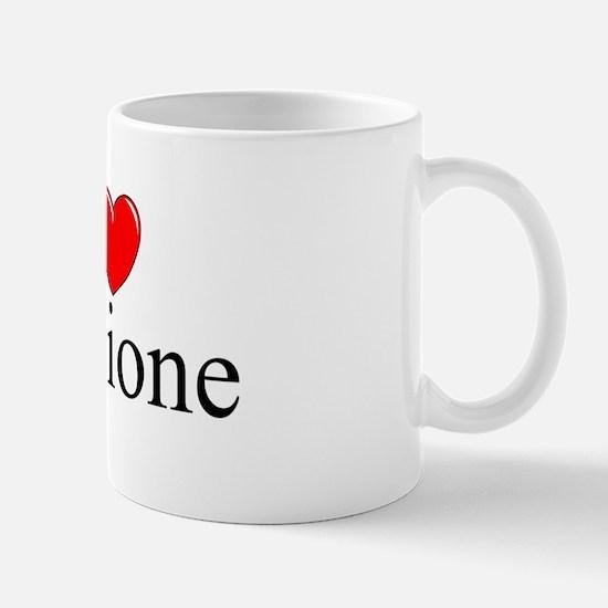 """I Love (Heart) Riccione"" Mug"