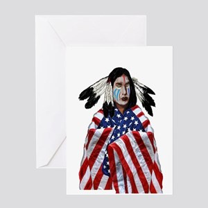 PATRIOT Greeting Cards