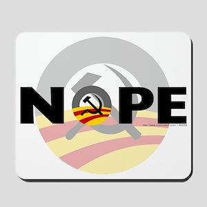 Anti-Obama Mousepad (NOPE v1)