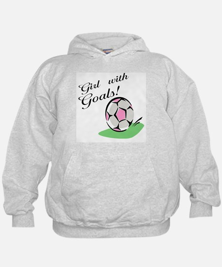 Girl with Goals Hoody