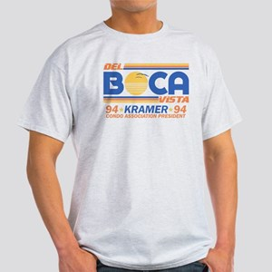 Seinfeld Boca College Humor Light T-Shirt