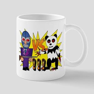 Gilberto vs. Panda Mug