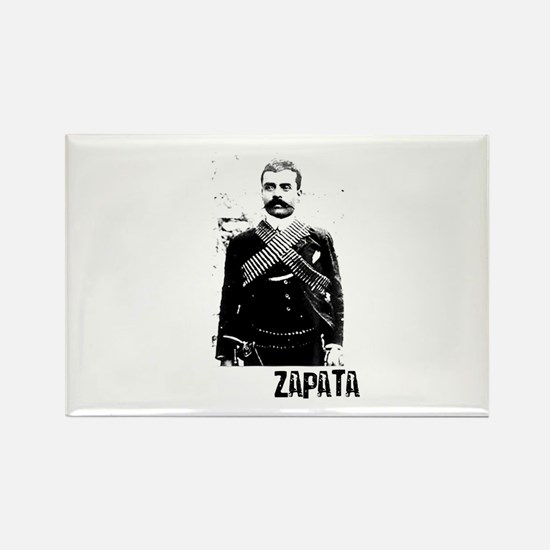 Emiliano Zapata Rectangle Magnet