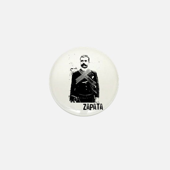 Emiliano Zapata Mini Button (10 pack)