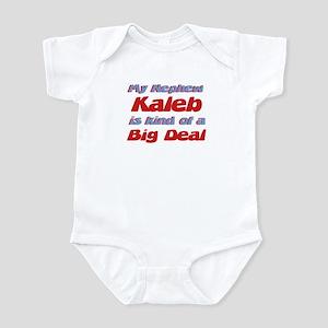 Nephew Kaleb - Big Deal Infant Bodysuit