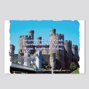 Past, Present, Future-Conway Castle Postcards (Pac