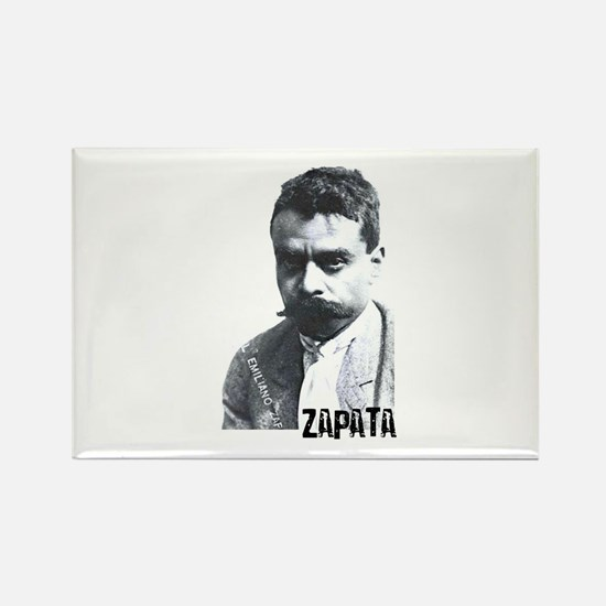 Emiliano Zapata - Portrait Rectangle Magnet