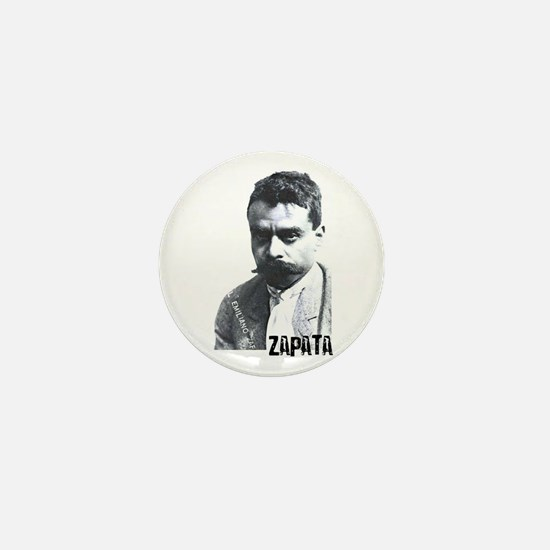 Emiliano Zapata - Portrait Mini Button