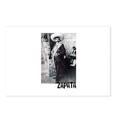 Emiliano Zapata Postcards (Package of 8)