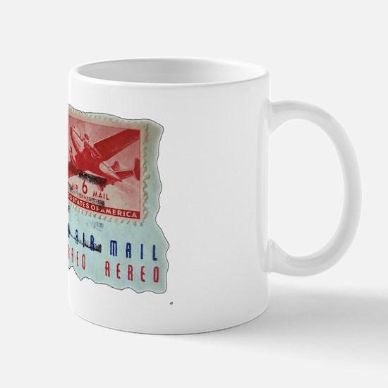 World War Two Air Mail Mug