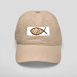 Evolution (Jesus Fish) Cap