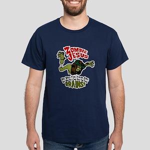 Zombie Jesus Dark T-Shirt