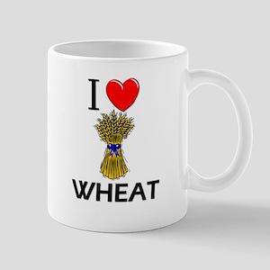 I Love Wheat Mug