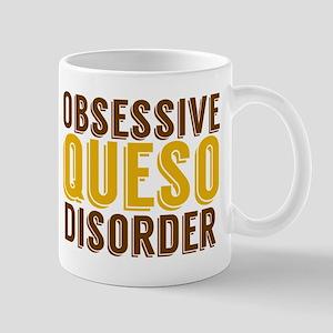 Funny Queso Mug