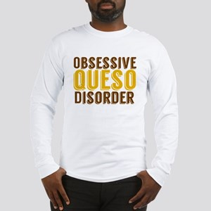 Funny Queso Long Sleeve T-Shirt