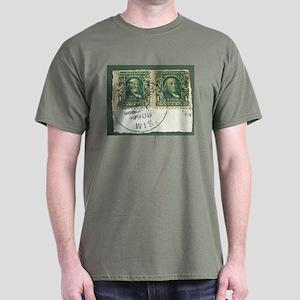1908 Stamps Dark T-Shirt