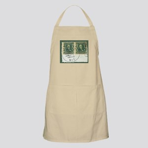 1908 Stamps BBQ Apron