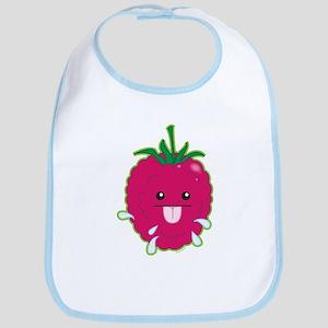 Raspberry Bib