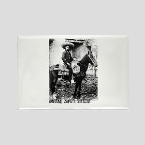 Emiliano Zapata Salazar Rectangle Magnet
