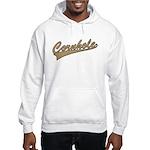 Cornhole Script Hooded Sweatshirt