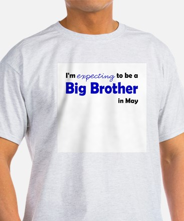 """Expecting"" Big Brother May T-Shirt"