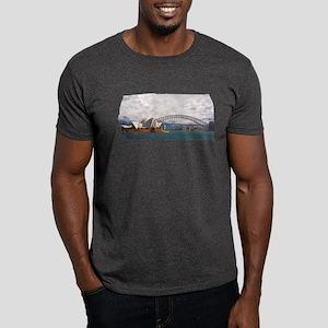 Sydney Harbour Bridge Dark T-Shirt