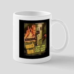Smack them! Mug