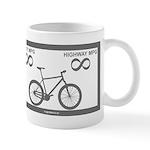 Infinity MPG Mug