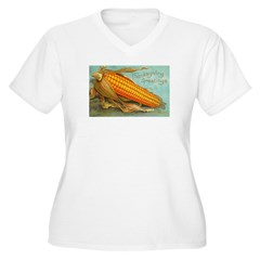 Corny Thanksgiving T-Shirt