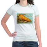 Corny Thanksgiving Jr. Ringer T-Shirt