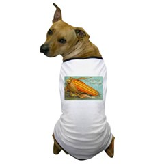 Corny Thanksgiving Dog T-Shirt