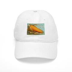 Corny Thanksgiving Baseball Cap