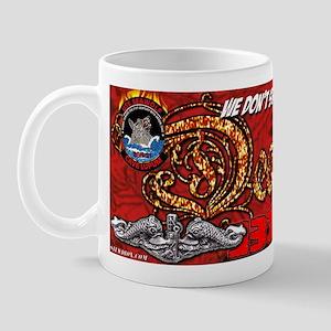USS Seawolf DFB Mug