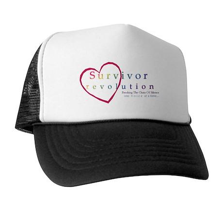 Survivor Revolution Trucker Hat
