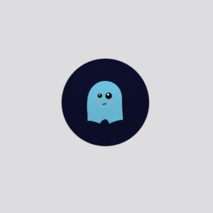 Ghostyshorts Mini Button