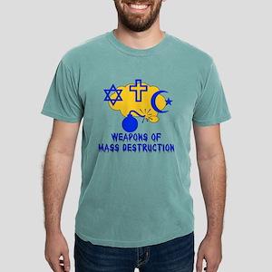 Religious Weapons of Destruction T-Shirt