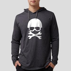 Helmet Wrench Long Sleeve T-Shirt