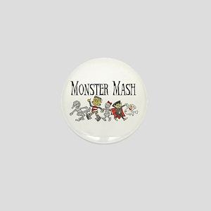 Monster Mash Mini Button