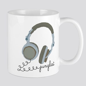 Junglist Headphones Mug