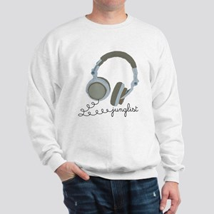 Junglist Headphones Sweatshirt