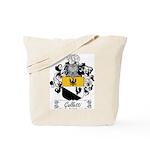 Galletti Family Crest Tote Bag