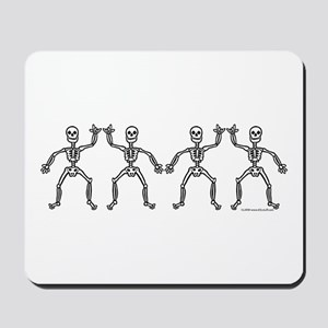 ILY SkelDance Mousepad